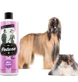 Petuxe Shampoo Moisturiser, long flat coats