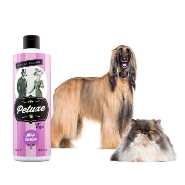 Shampoo Moisturiser, long flat coats