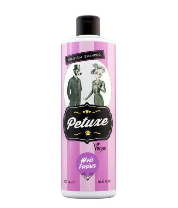 Petuxe Shampoo Moisturiser, voor lange vachten
