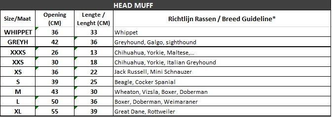 head muff maten