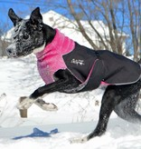 Chilly Dogs GREAT WHITE NORTH WINTER COAT - All Breed/Standaard (last pieces Fuchsia/Purple)
