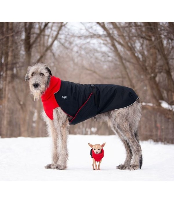 Chilly Dogs GREAT WHITE NORTH WINTER COAT - All Breed/Standaard