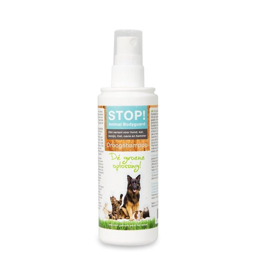 Musthaves for Animals STOP! Dry shampoo 125ml