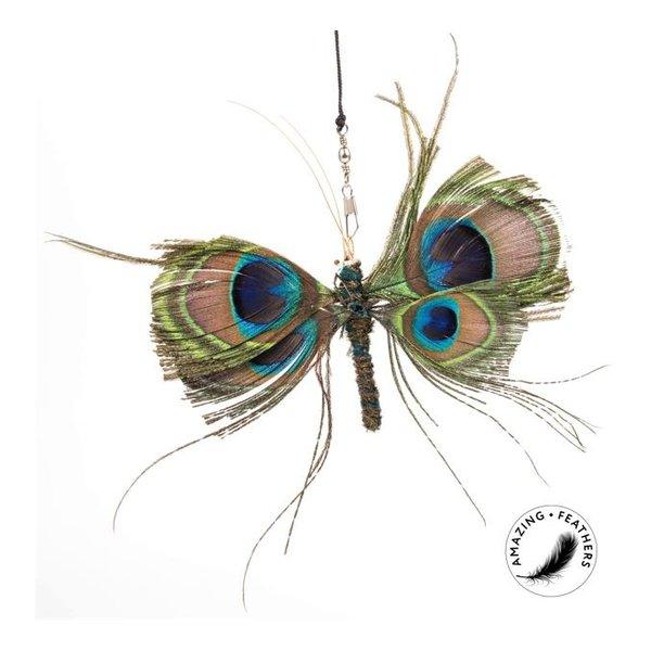 Papillon Peacock Butterfly
