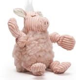HuggleHounds Penelope Pig Small