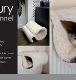 Luxury Cat Bed and Tunnel