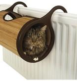 Bamboo Radiator Bed - Hangmand kat