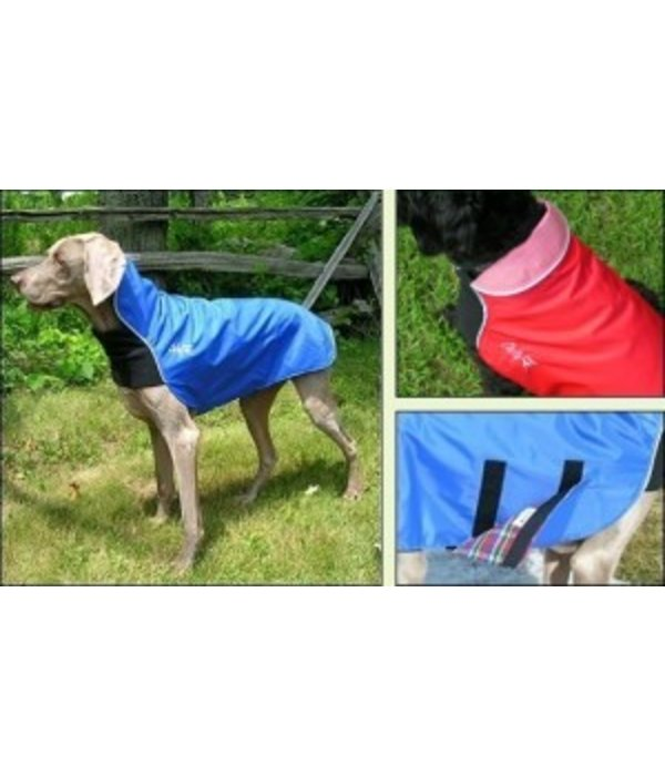 Chilly Dogs Rain Slicker REGENJAS - All Breed