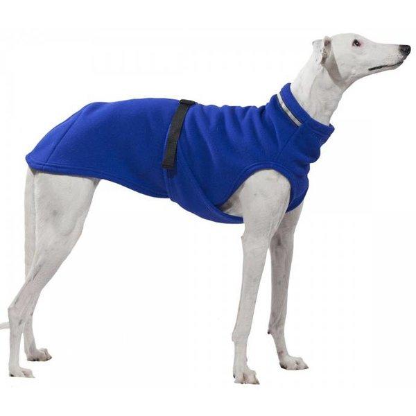 Chilly Sweater Fleece Coat - Windhonden / Long & Lean rassen