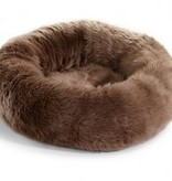 MiaCara Lana and Felpa Donut Bed