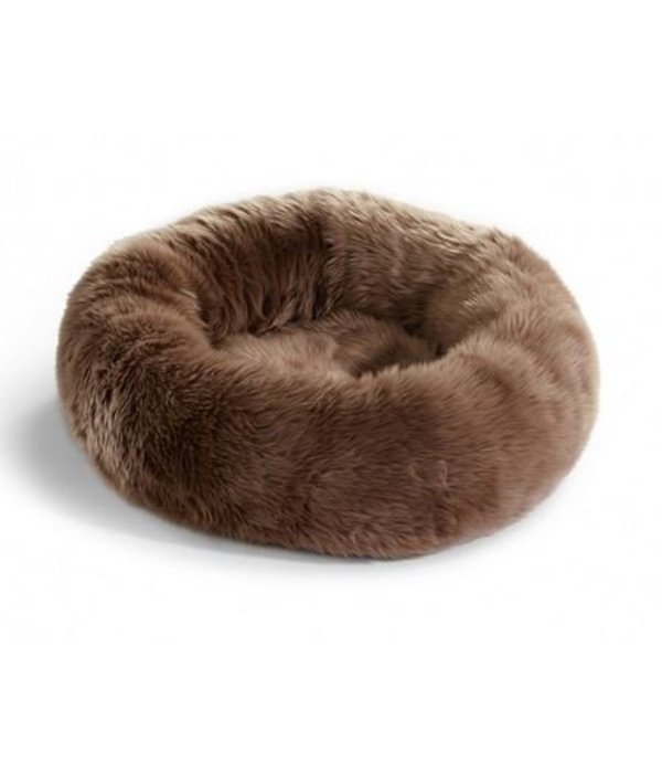 MiaCara Lana, Felpa and Sherpa Donut Bed