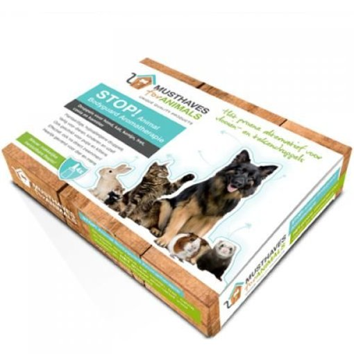 Musthaves for Animals STOP! The green alternative to flea and tick drops