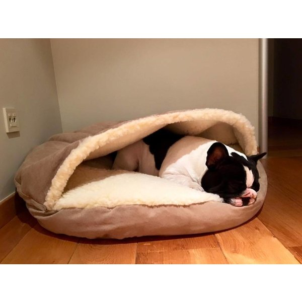 Cozy Cave Luxury Microsuède M/Large (89cm)
