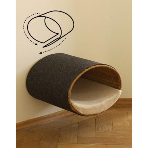 pet-interiors Krab-Hoes voor Rondo wall of stand