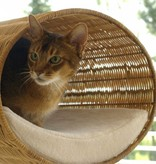 pet-interiors Rondo Stand Wicker