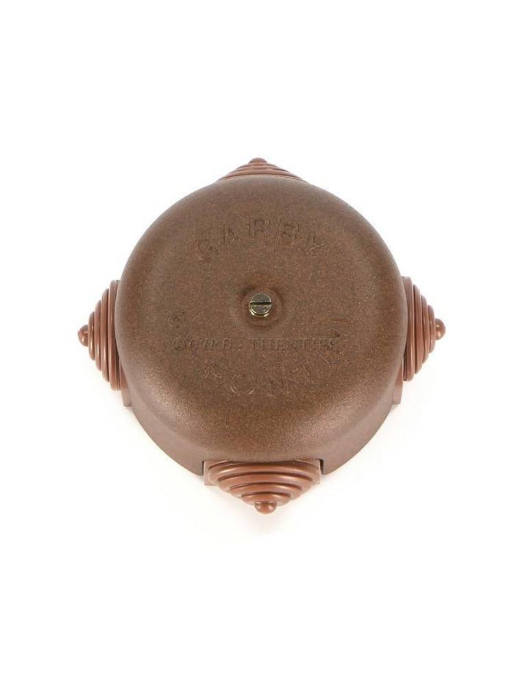 Lasdoos klein roestkleur Ø 16 tot 20  mm