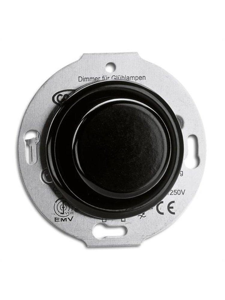 Bakeliet dimmer inbouw - THPG dimmer - Retro dimmer