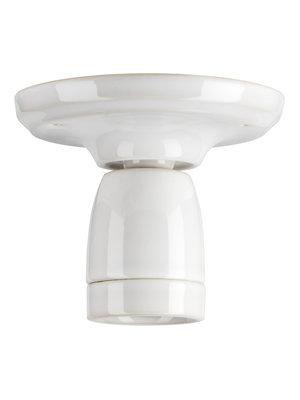 Plafondlamp porselein