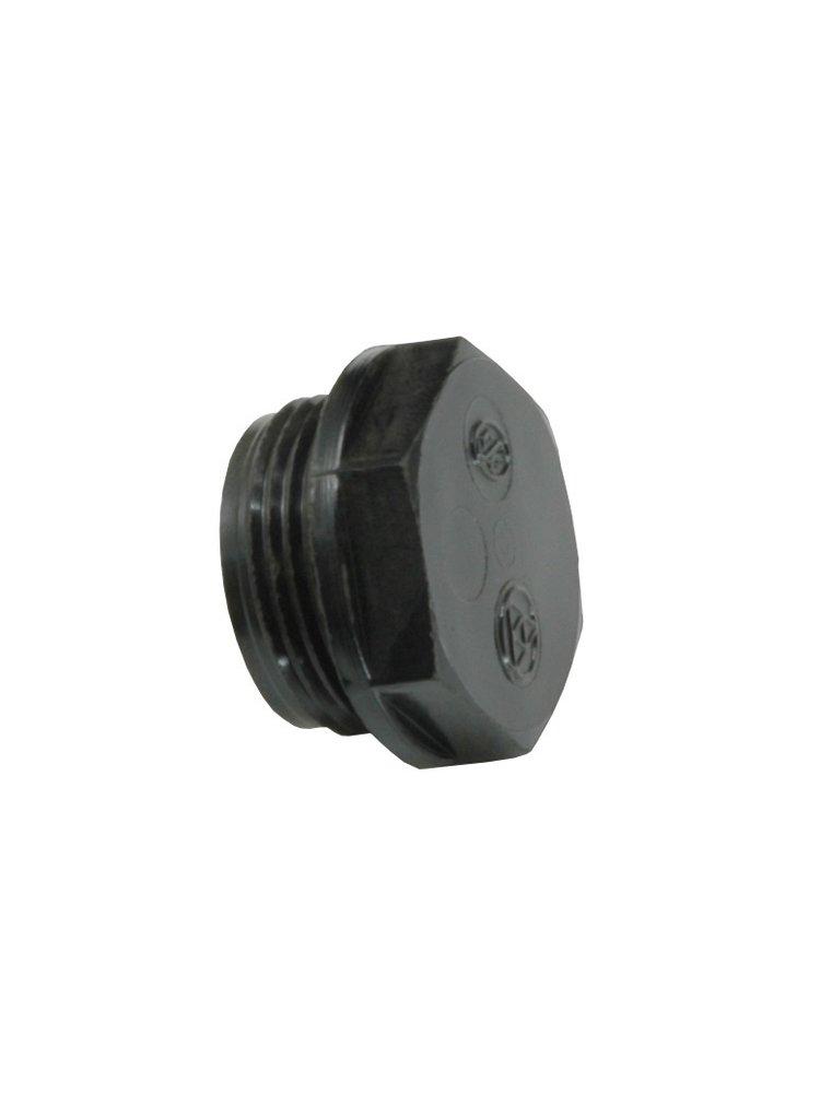 Bakeliet afdichtingsdop Ø 24 mm