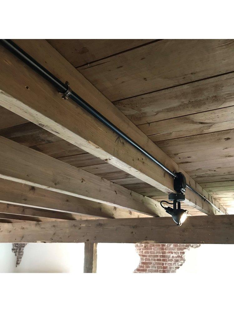 Afstandzadel installatiebuis staal