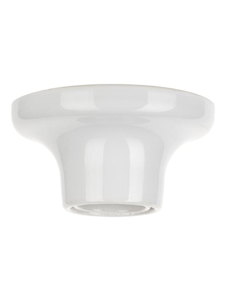 Porseleinen plafondlamp