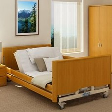 Obesitas verpleegbed Home Relax 350