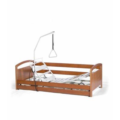 Extra laag elektrisch bed