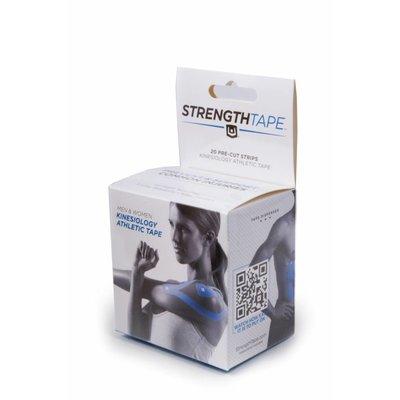 Ironman Strenght Tape sterk water en modervaste sporttape 5 meter, 20 strips