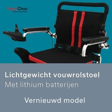 Skyline mobility Smart Chair opvouwbare elektrische rolstoel