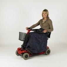 Splash scooter leg cape voor u scootmobiel