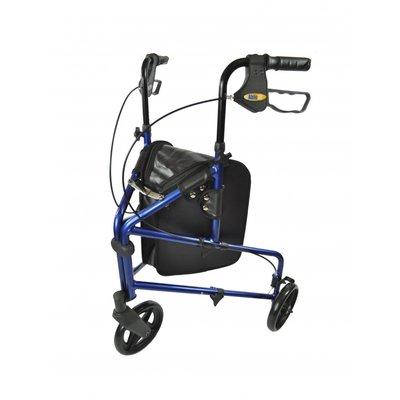 Able2 Aluminium 3-wiel Rollator