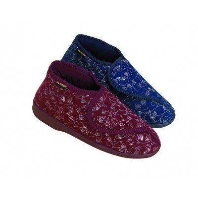 Dunlop pantoffels Betsy dames hoog model