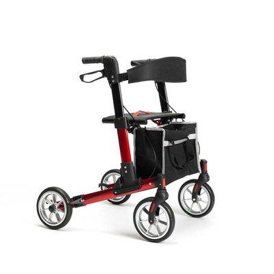Vermeiren  Quava rollator  ideaal voor transport