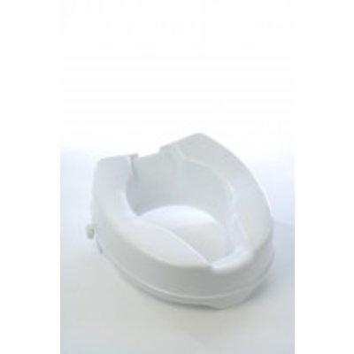 Toiletverhoger eenvoudig opstaan