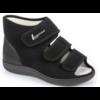 Liromed Open verbandschoen Zwart Rechter schoen