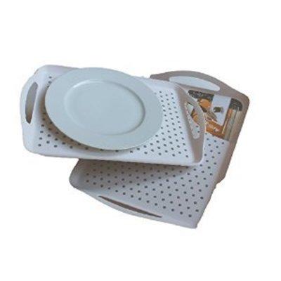 Antislip dienblad - boven en onderzijde voorzien van antislip