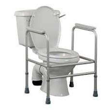 Able2 toiletframe zonder boren