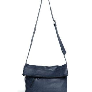 City Bag Marine Blue