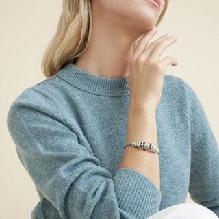 Marquise Silver bracciale