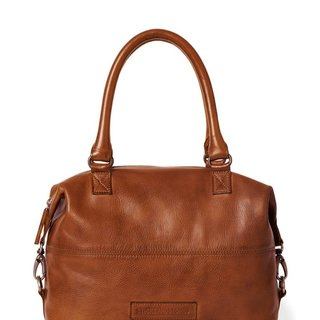 Charleston Bag Cognac