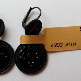 Arlequin nero