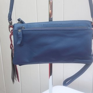SALE Bonito Bag Denim Blue