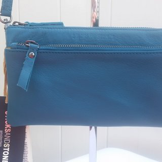 SALE Bonito Bag Deep Lagoon