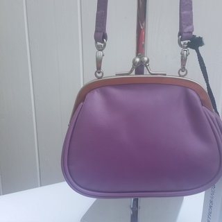 SALE Alba Bag Old Purple