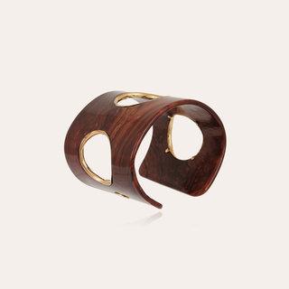 Padova bracelet acetate gold