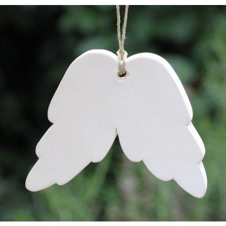 Aromasteentje engelvleugel