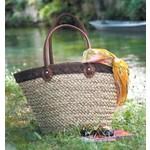 Rieten tassen uit de Provence