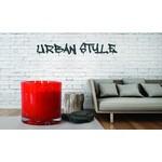 Geparfumeerde kaarsen Urban Style
