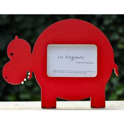Fotolijst nijlpaard