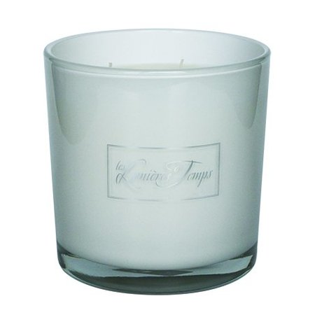 Geparfumeerde kaars in glas soie
